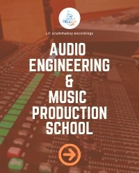 Lil' Drummaboy Recordings - Audio Engineering and Music Production School