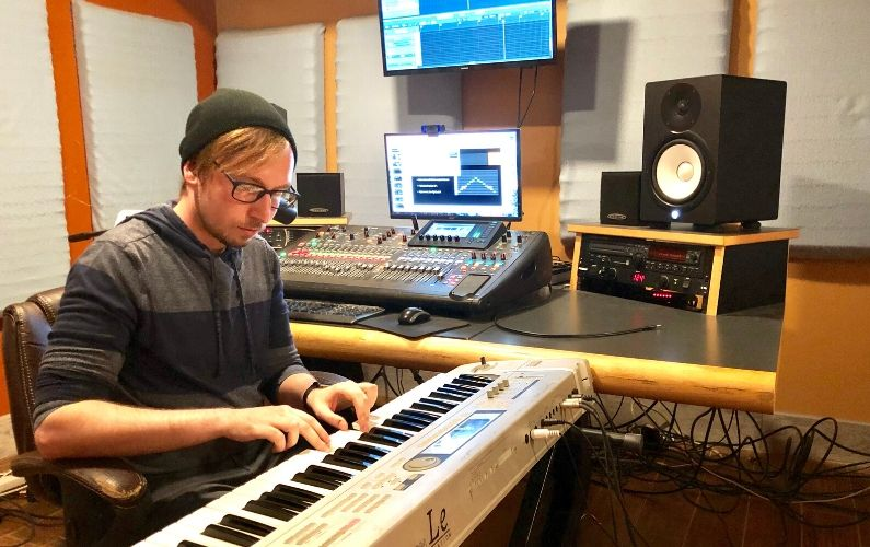 The Big Picture: How This Music Producer Found His Niche in Film Scoring